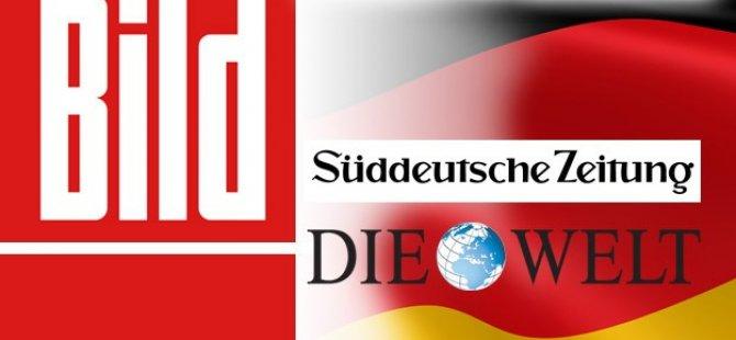 """Alman Basını """"Antisemitizm"""" İddialarıyla Katliamı Örtüyor"""