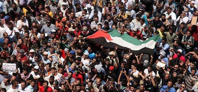 Türkiye ve Dünya Gazze İçin Ayaktaydı (FOTO GALERİ)