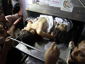Gazze'de Şehit Sayısı 1650'ye Yükseldi
