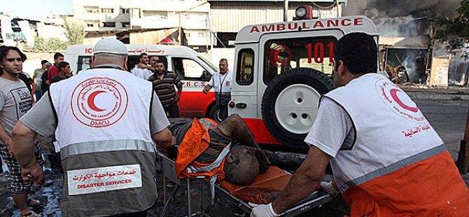 Hastane Boşaltıldı Yaralıların Tedavisi Yarım Kaldı