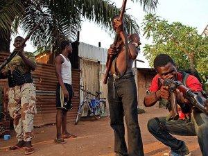Anti Balaka'dan Müslümanlara Şiddet