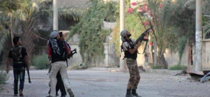 Deyr Ez-Zor'da IŞİD ile Aşiretler Arasında Çatışma