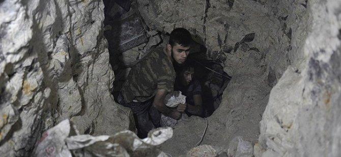 Mısır Cuntası Gazze Sınırında 18 Tüneli Yıktı