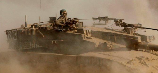 """""""Siyonist İsrail Kara Birlikleri Çekiliyor"""""""