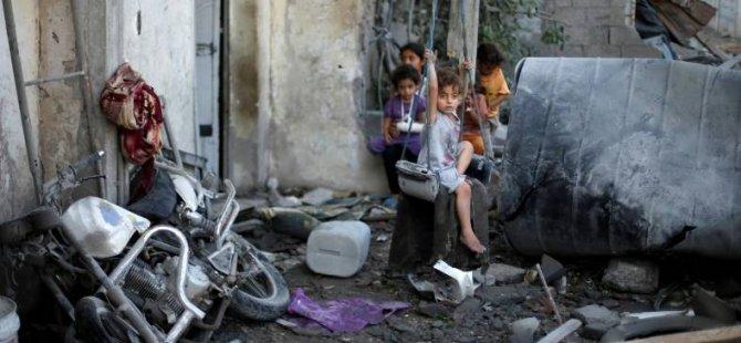 Gazze'de Şehit Sayısı 1766'ya Yükseldi