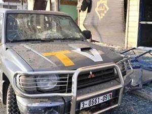 İsrail AA'nın Gazze Ofisini Vurdu