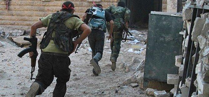 İslami Cephe'den Esed Güçlerine Darbe