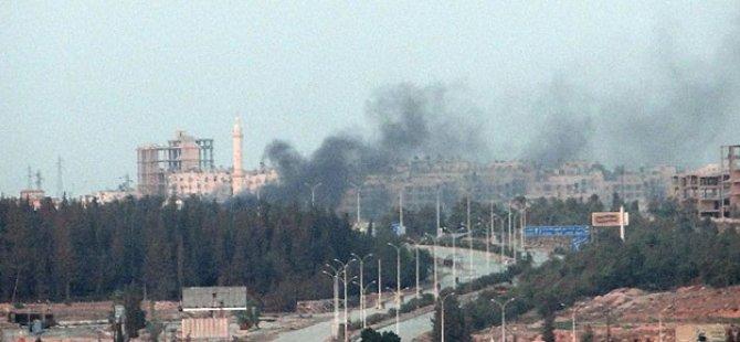 Esed Güçleri Halep'te Sahra Hastanesine Saldırdı: 23 Şehit