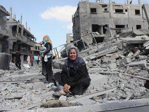 """Siyonist İsrail 7 Saatlik """"İnsani Ateşkes"""" Kararı Aldı"""