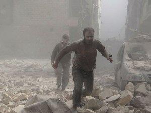 Esed Güçleri Şam'da Katliam Gerçekleştirdi: 44 Şehit