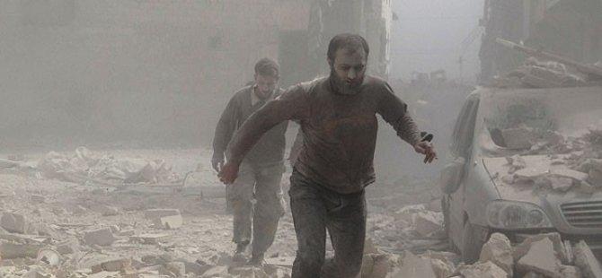 Esed Güçlerinin Saldırılarında 61 Suriyeli Şehit Oldu