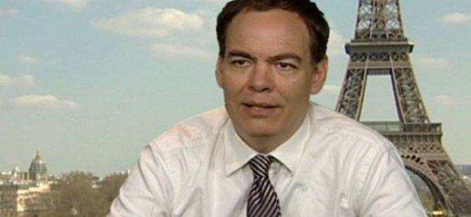 BBC'de Siyonist İsrail İstifası