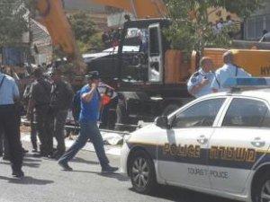Filistinli Gencin Yaptığı Eylemde 2 Yahudi Yerleşimci Öldü