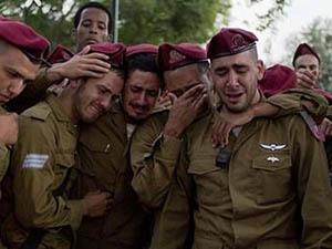 "Maariv: ""Üçte Biri Engelli 1620 Yaralı Asker Var"""