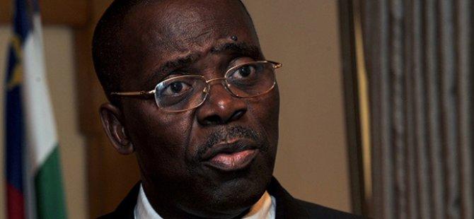 Orta Afrika Başbakanı İstifa Etti