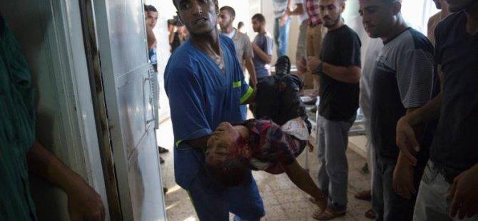 Gazze'de Doktor Olmak