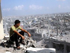 Gazze'de Şehit Sayısı 2 Bin 16'ya Yükseldi