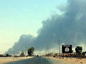 Emperyalist ABD, IŞİD'i Vurdu