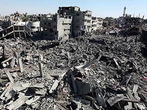 Gazze'de Saldırı Günlükleri: 30 Günlük Rapor