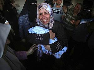 Batı Medyası Gazze'deki Drama Gözlerini Yumdu
