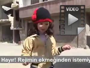 Esed'in Ekmeğini Yemem Diyen 5 Yaşındaki Çocuk