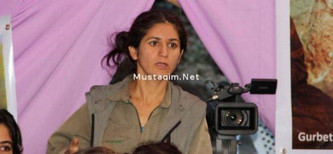 PKK'nin Savaş Muhabiri Mahmur'da Öldü
