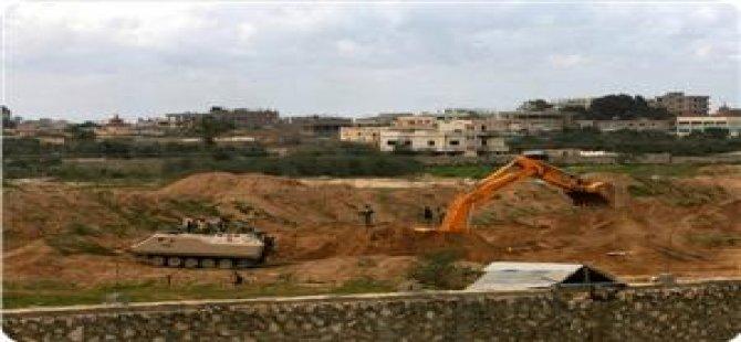 """Mısır Ordusu: """"Gazze Sınırında 1659 Tünel Tahrip Ettik"""""""