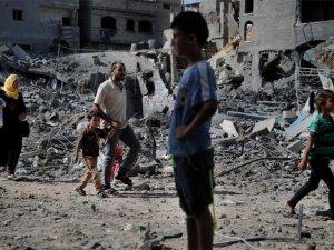 Gazze'de 72 Saatlik Ateşkes Konusunda Anlaşma