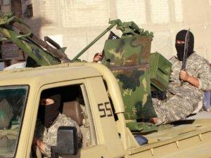 ABD, IŞİD'e Yine Hava Saldırıları Düzenledi