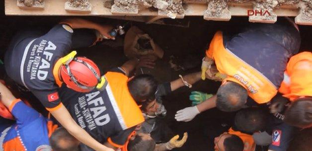 Zonguldak'ta Göçük! 9 Kişi Mahsur Kaldı!