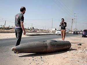 Gazze'de 2'si Gazeteci 5 Kişi Hayatını Kaybetti