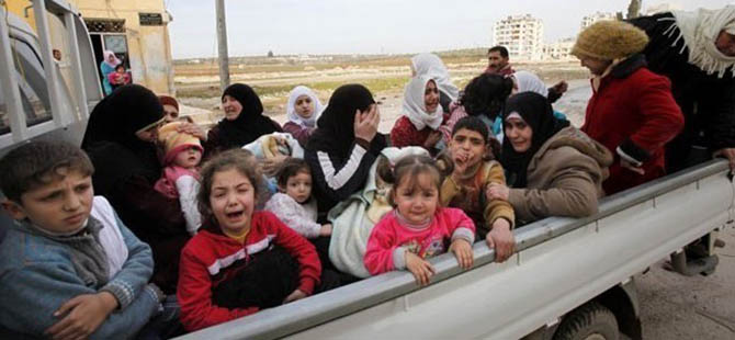 Suriyeli Muhacirler Bizim Kardeşimizdir