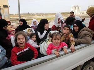 Suriye Nüfusunun Yarısı Muhacir Durumunda