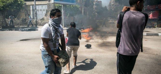 Sisi, Rabia Meydanı'nda Yine Kan Döktü: 7 Şehit