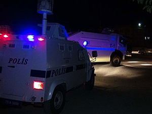 Kilis'te de Suriyeli Mültecilere Saldırı