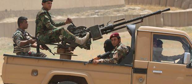 Peşmerge Üç Kasabayı IŞİD'den Aldı