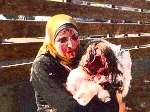Suriye'de Dün: 15'i Çocuk 75 Şehit