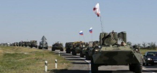 Ukrayna'da Askeri Konvoy Bilmecesi