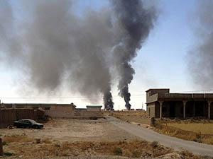 Irak Güçleri Havadan Saldırdı: 15 Ölü