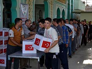 Türkiye, Irak'tan Kaçanlar İçin Kamp Kuruyor