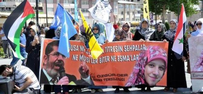 Sivas'ta Rabia Etkinlikleri