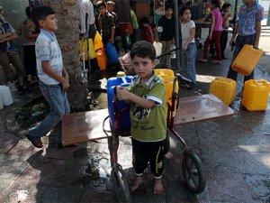 Gazze'de Hastalıklar Baş Gösterdi
