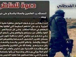 Nusret Cephesi, IŞİD'i Münazaraya Çağırdı