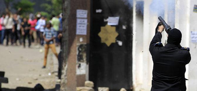 İnsan Hakları Örgütleri Cunta Kıskacında