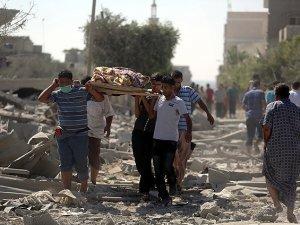 Siyonist İsrail'den İnsan Hakları Örgütlerine Gazze Yasağı