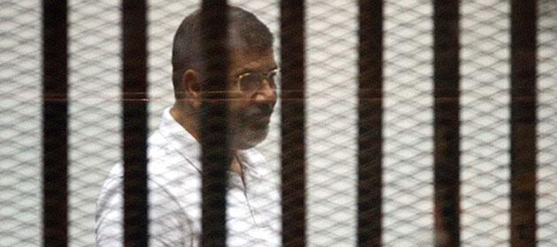 Mursi'nin Duruşması 23 Ağustos'a Ertelendi