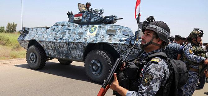 Irak Ordusu Tikrit'e Saldırıyor