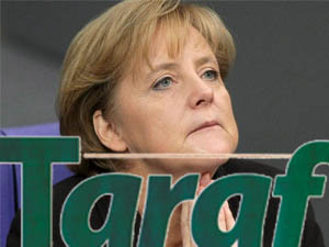 Taraf'ın IŞİD Takıntısı Alman Rezaletini Bile Haklı Çıkartıyor!