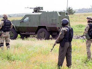 Lugansk'ta 15 Sivil Öldü