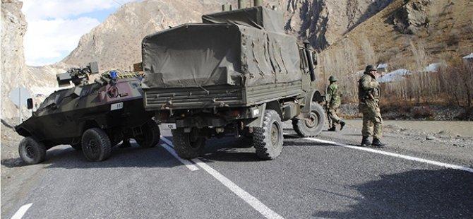 Van'da PKK'den Çözüm Sürecine Pusu: 1 Ölü, 1 Yaralı